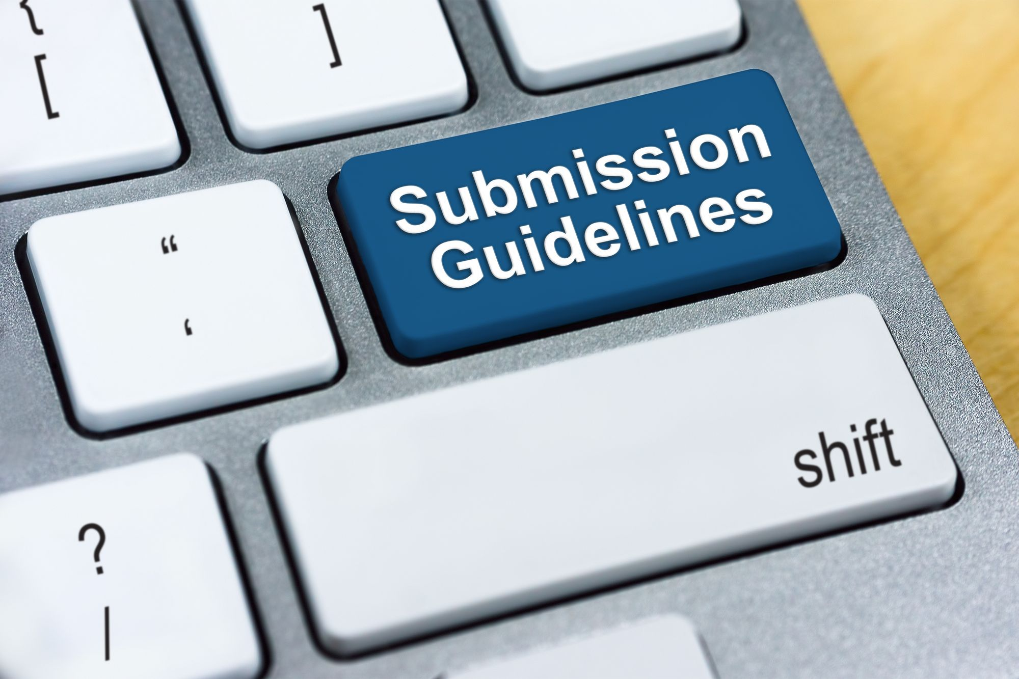 Issue 1: Submission Guidelines